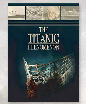 TITANIC PHENOMENON DVD
