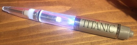 LED LIGHT UP PEN