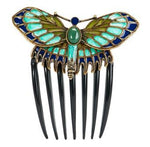 ROSE'S BUTTERFLY COMB AS SEEN IN THE 1997 MOVIE TITANIC