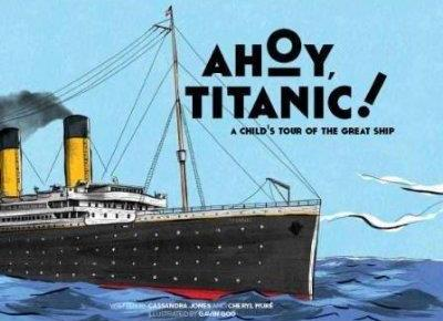 AHOY CHILDRENS BOOK
