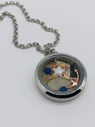 TITANIC SEA LOCKET