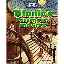 TITANIC PASSENGERS AND CREW