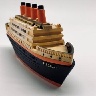 TITANIC SHIP TRINKET BOX