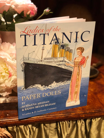 LADIES OF TITANIC PAPER DOLLS