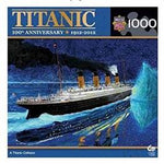 COMMEMORATIVE TITANIC 1000 PIECE PUZZLE