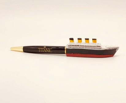 TITANIC CUSTOM MADE SHIP PEN