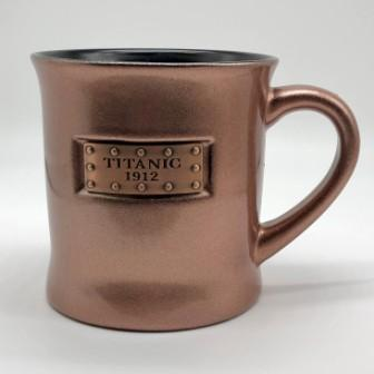 OVERSIZED RIVETED MUG