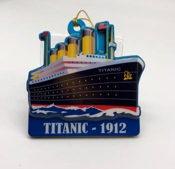 TITANIC SHIP ORNAMENT