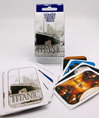 TITANIC CUSTOM MATCH GAME SET