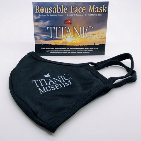 TITANIC ADULT FACE MASK