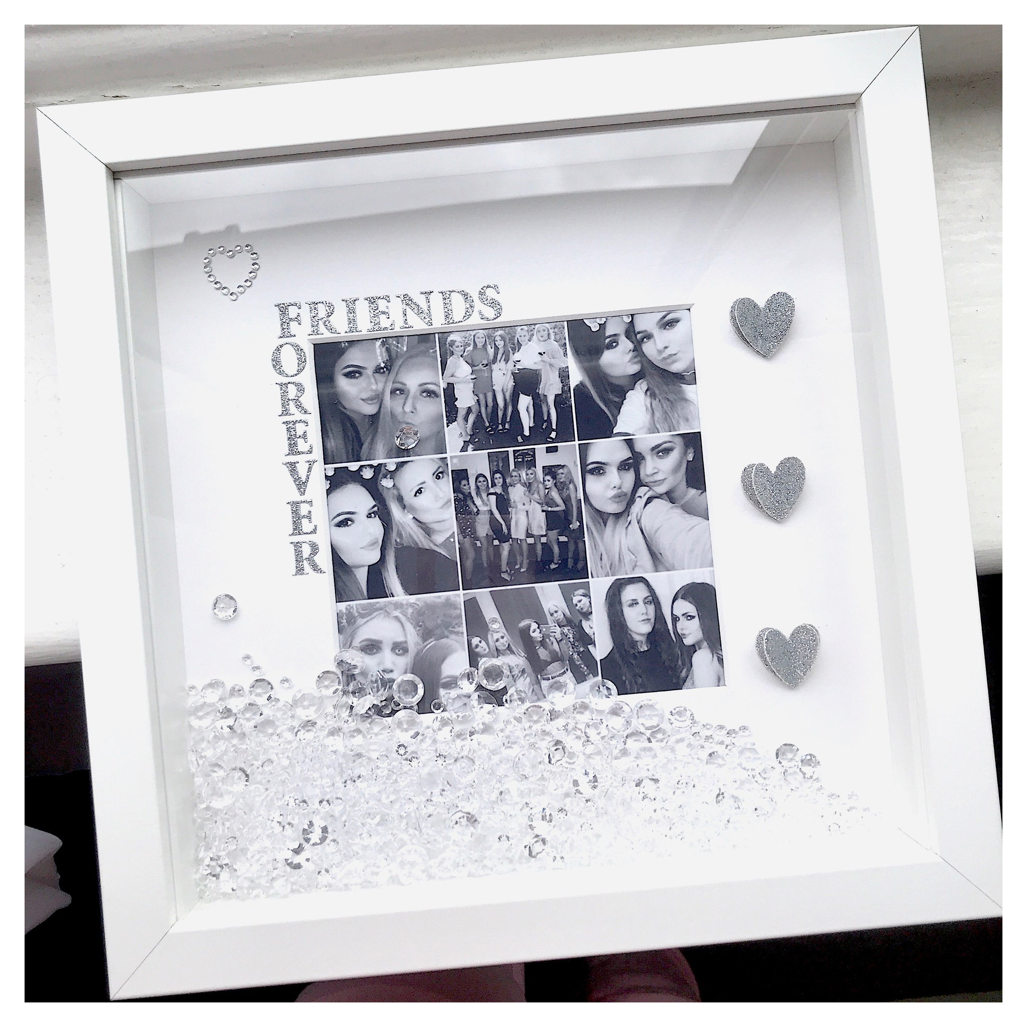 Friends Forever Picture Frame – LoveAnythingPersonalised