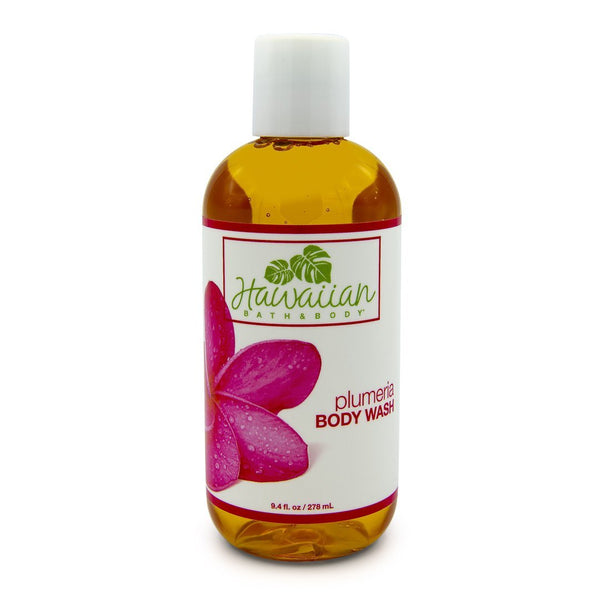 ボディウォッシュ Plumeria natural body wash liquid soap | Hawaiian Bath & Body®
