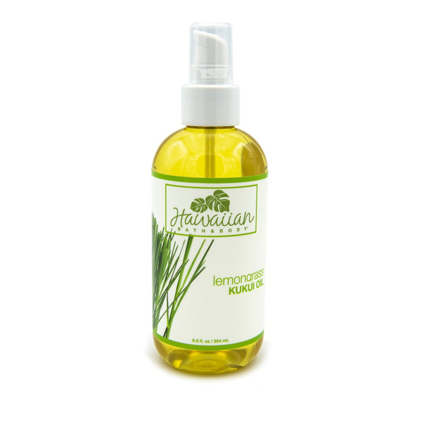 ククイナッツオイル Kukui oil | Hawaiian Bath & Body®