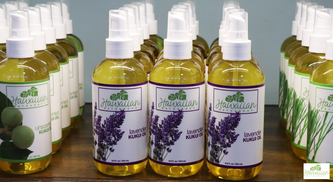 Kukui Oil balanced moisturizer | Hawaiian Bath & Body®