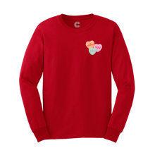 Load image into Gallery viewer, Red Candy Longsleeve  - Long Sleeve Tee