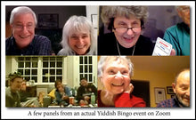 Load image into Gallery viewer, Yiddish Bingo - Words We Love