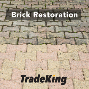 30% Vinegar Brick Restoration