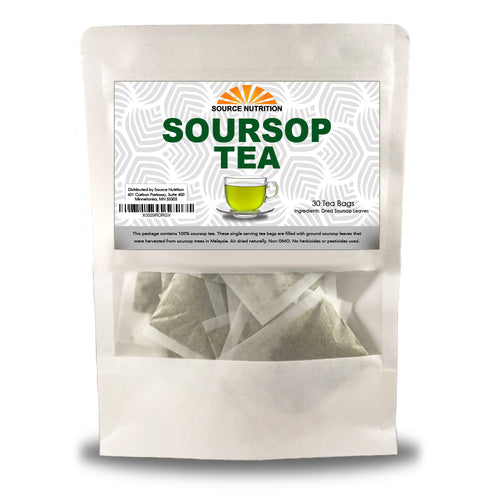 Ready to drink soursop tea