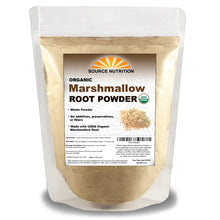 Load image into Gallery viewer, Organic Marshmallow Root Powder