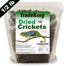 Load image into Gallery viewer, 1/2 lb Freeze Dried Crickets for sale