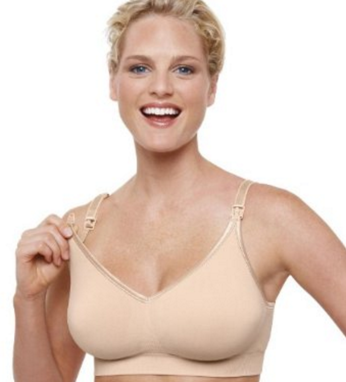 Body Silk Seamless nursing bra [it]Reggiseno da allattamento Body Silk Seamless