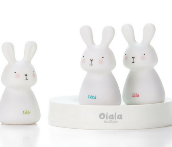 Olala Trio Nightlight-Olala trio luce notte