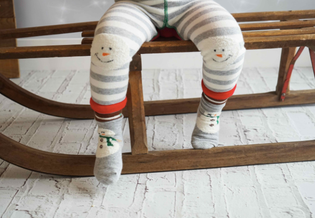 Blade & Rose Snowman Leggings _ Holiday Edition