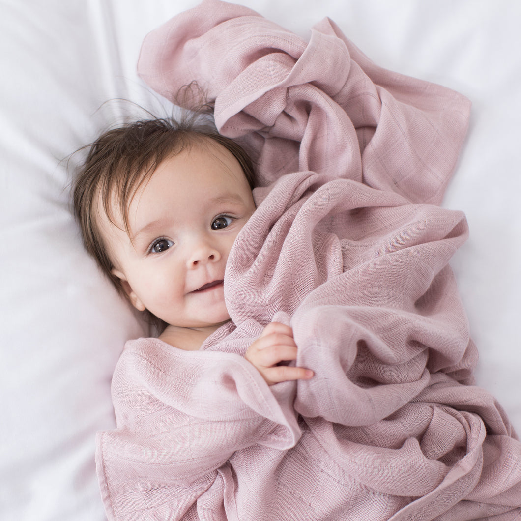100% Bamboo Muslin Blanket [it] Mussola 100% Bamboo