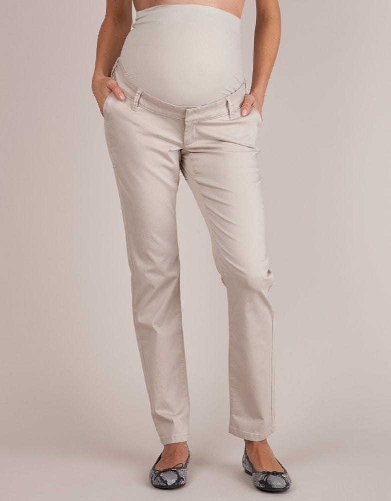 Olga Summer Overbump Chinos Beige