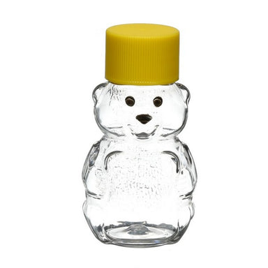 1.59oz Honey Bear w/Cap