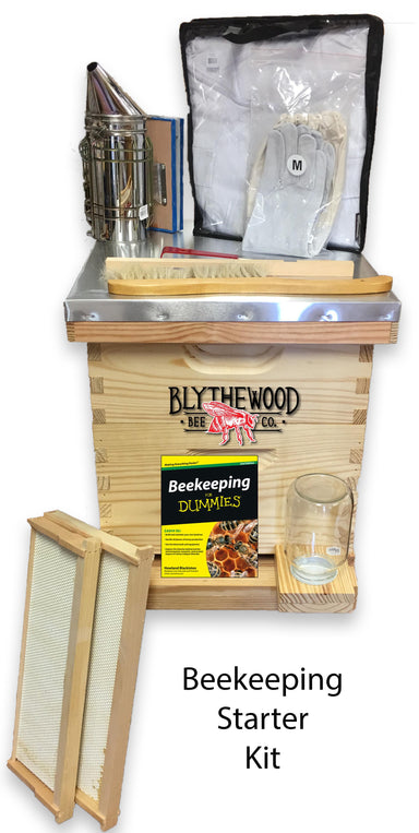 10 Frame Beginner Beekeeping Starter Kit