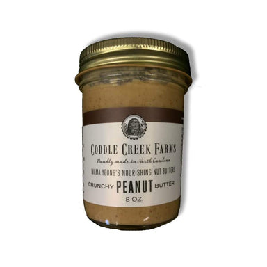 Coddle Creek Farms Crunchy Peanut Butter