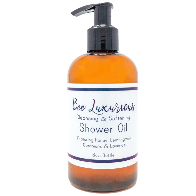 Bee Luxurious Shower Oil
