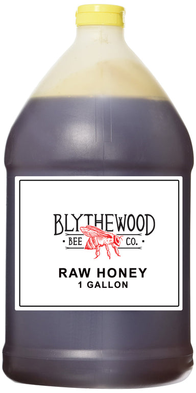128oz Raw Honey (Gallon)