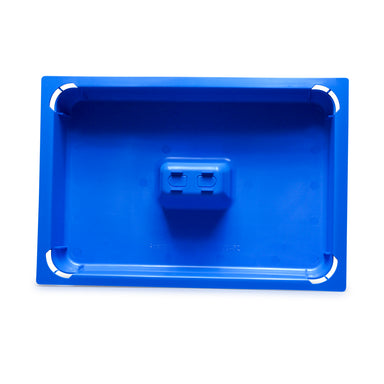 Ceracell Blue Plastic Tub COMPLETE - 10 FRAME - NO WOODEN RIM