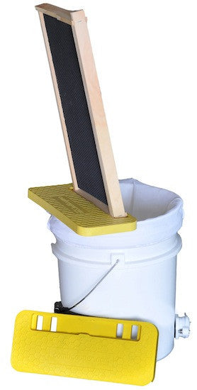 Comb Capper Portable Uncapping Bench