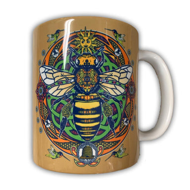 Queen Bee Coffee Mug