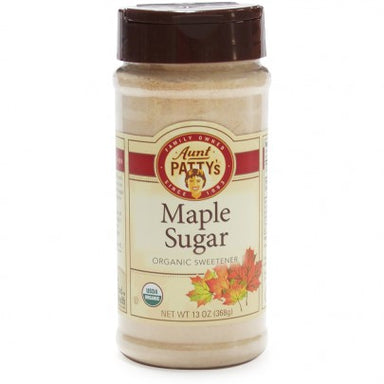 Aunt Patty's Organic Maple Sugar