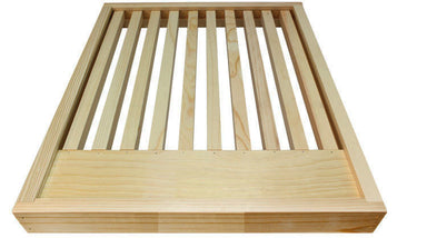 10 Frame Slatted Rack