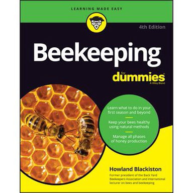 Beekeeping For Dummies 4