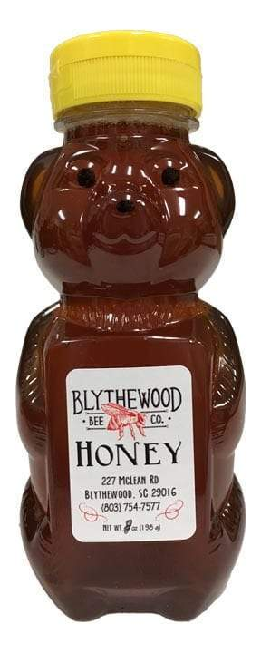 8oz Honey Bear