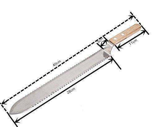 Serrated Uncapping Knife