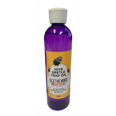 Hive Beetle Trap Oil