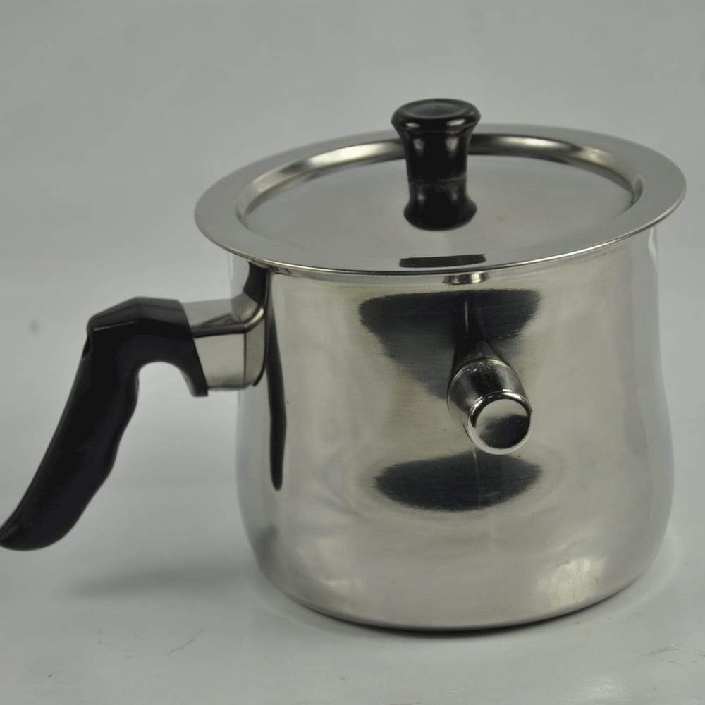 Stainless Steel Double Wall Wax Melting Pot