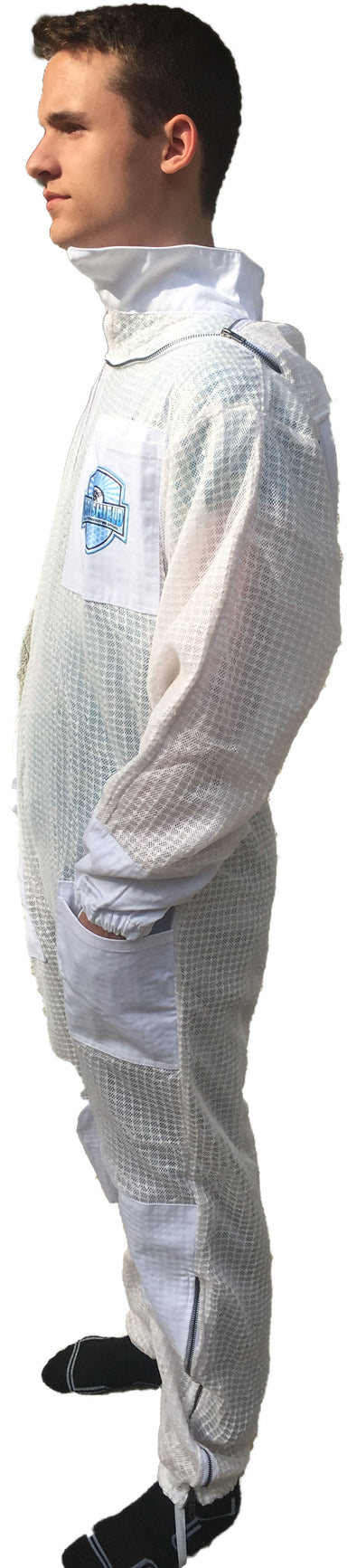 Cool Shield Ventilated Beekeeping Suit X-Large