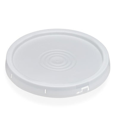 5 Gallon Pail Lid - HDPE - Tear Tab