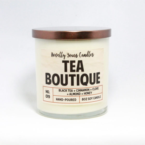 Tea Boutique candle