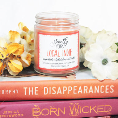 Local Indie candle