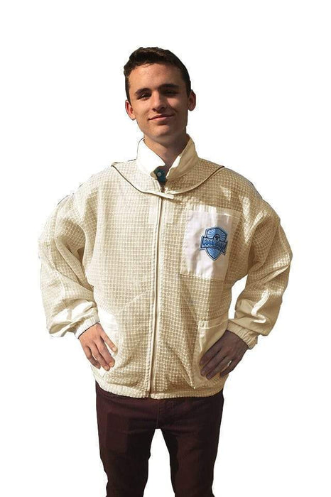 Custom Made Ventilated Cloth Beekeeping Jacket