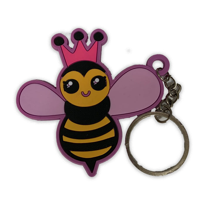 Queen Bee Keychain